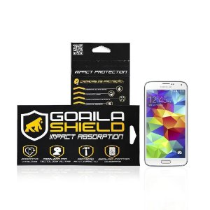 Película de vidro para Samsung Galaxy S5 mini - Gorila Shield