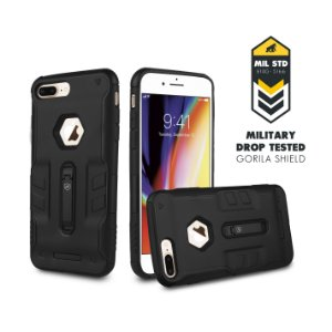 CAPA TECH CLIP PARA IPHONE 7 PLUS / 8 PLUS - GORILA SHIELD