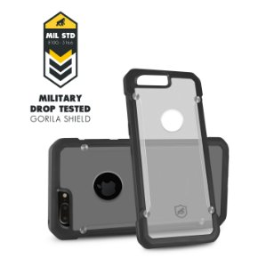CAPA GRIP SHIELD PARA IPHONE 7 PLUS / 8 PLUS - GORILA SHIELD