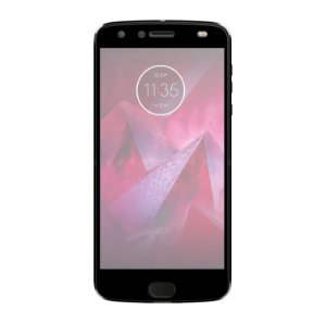 Película Coverage Color para Moto Z2 Play - Preta - Gorila Shield