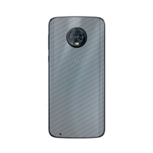 Película Traseira de Fibra de Carbono para Moto G6 - Gorila Shield