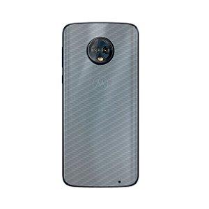 Película Traseira de Fibra de Carbono para Moto G6 Plus - Gorila Shield