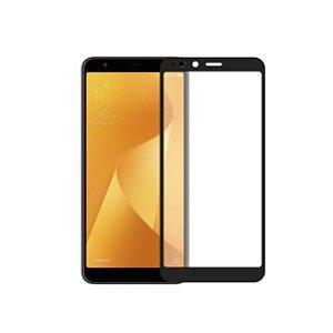Película Coverage 5D Pro Preta para Zenfone Max Plus - Gshield