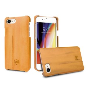 Capa de Madeira Peroba Clara para Iphone 8 e 7 - Gorila Shield