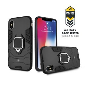 Capa Defender Black para Iphone X e XS - Gorila Shield