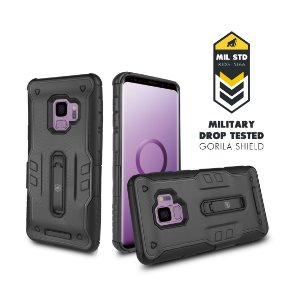 Capa Tech Proof para Galaxy S9 - Gorila Shield