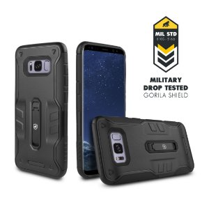 Capa Tech Clip para Galaxy S8 - Gorila Shield