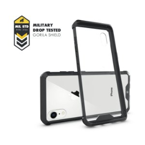 Capa Ultra Slim Air Preta para Iphone XR - Gorila Shield