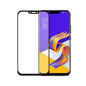 Película Coverage Color para Zenfone 5 e 5z - Preta - Gorila Shield