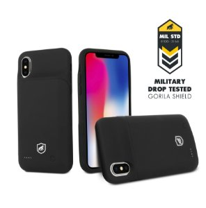 Capa Carregadora Tank para Iphone X  e XS - Gorila Shield