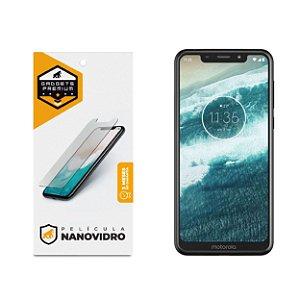 Película de Nano Vidro para Motorola One - Gshield