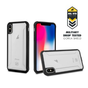 Capa Hybrid para iPhone X e iPhone XS - Gorila Shield