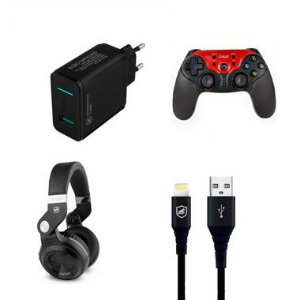 KIT GORILA GAMER 2 - OUTLET