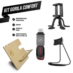 KIT GORILA CONFORT 1 - OUTLET