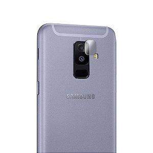 Película de Vidro para Lente Câmera Galaxy A6 Plus - Gorila Shield