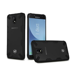 Capa Spider Preta para Samsung Galaxy J7 Pro - Gorila Shield