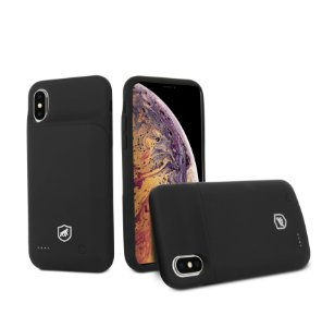 Capa Carregadora Tank para iPhone XS Max - Gorila Shield