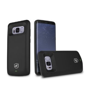 Capa Carregadora Tank para Galaxy S8 Plus - Gorila Shield