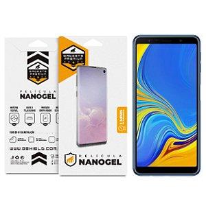 Película de Nano Gel Dupla para Galaxy A7 2018 - Gshield