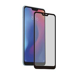 Película Coverage Color para Xiaomi Mi A2 Lite - Preta - Gshield