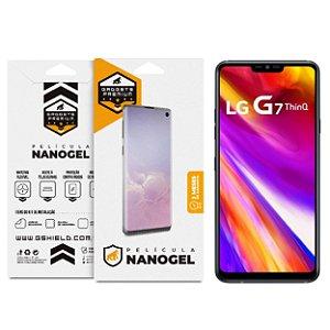 Película de Nano Gel Dupla para LG G7 ThinQ - Gshield