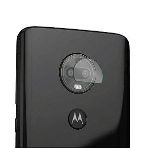 Película de Vidro para Lente de Câmera Motorola Moto G7 - Gorila Shield