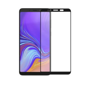 Película Coverage Color para Samsung Galaxy A9 2018 - Preta - Gorila Shield