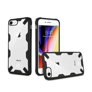 Capa Spider Preta para iPhone 7 e iPhone 8 - Gorila Shield