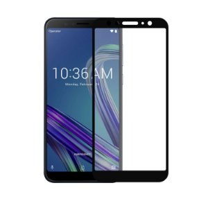 Película Coverage Color para Zenfone Max Pro (M1) - Preta - Gorila Shield