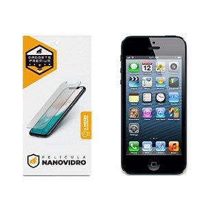 Película de Nano Vidro para iPhone 5, iPhone 5C e iPhone SE - Gshield
