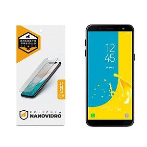 Película de Nano Vidro para Samsung Galaxy J6 - Gshield