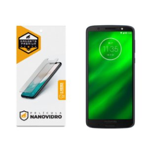Película de Nano Vidro para Motorola Moto G6 - Gshield