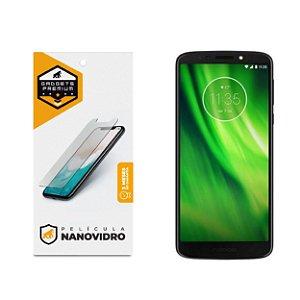 Película de Nano Vidro para Motorola Moto G6 Plus - Gshield