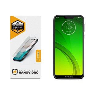 Película de Nano Vidro para Motorola Moto G7 Power - Gshield