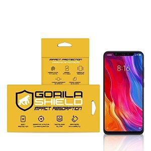 Película de Nano Gel Dupla para Xiaomi Mi 8 - Gorila Shield
