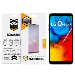 Película de Nano Gel Dupla para LG Q Note Plus - Gshield