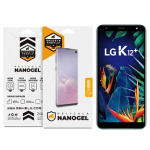 Película de Nano Gel Dupla para LG K12 Plus - Gshield
