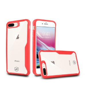 Capa Atomic para iPhone 7 Plus e iPhone 8 Plus - Vermelha - Gshield