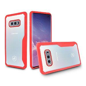 Capa Atomic para Samsung Galaxy S10E - Vermelha - Gshield