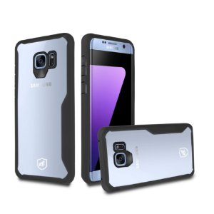 Capa Atomic para Samsung Galaxy S7 Edge - Preta - Gorila Shield