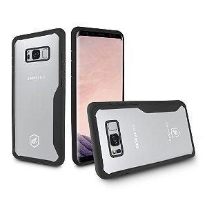 Capa Atomic para Samsung Galaxy S8 Plus - Preta - Gorila Shield