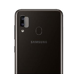 Película para Lente de Câmera Samsung Galaxy A20 - Gorila Shield