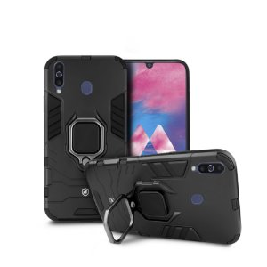Capa Defender Black para Samsung Galaxy M30 - Gorila Shield