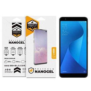 Película de Nano Gel Dupla para Zenfone Max Plus M1 - Gshield