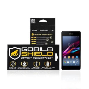 Película de vidro para Sony Xperia E1 - Gorila Shield