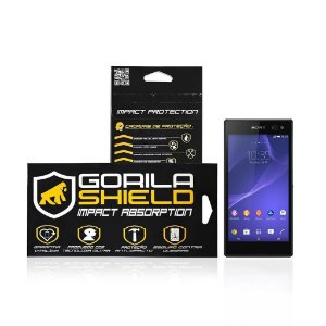 Película de vidro para Sony Xperia C3 - Gorila Shield