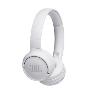 Fone de Ouvido JBL T500BT Branco - JBL