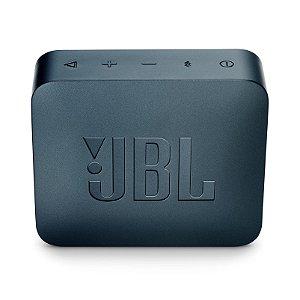 Caixa de Som JBL GO 2 Azul - JBL