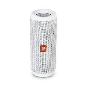 Caixa de Som JBL FLIP 4 Branco - JBL