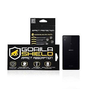Película de vidro traseira para Sony Xperia Z2 - Gorila Shield
